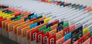 College Application Document Filing Systems