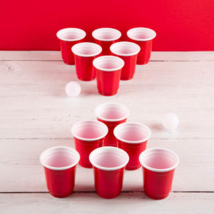 Ping Pong (Beer Pong) for Beginners