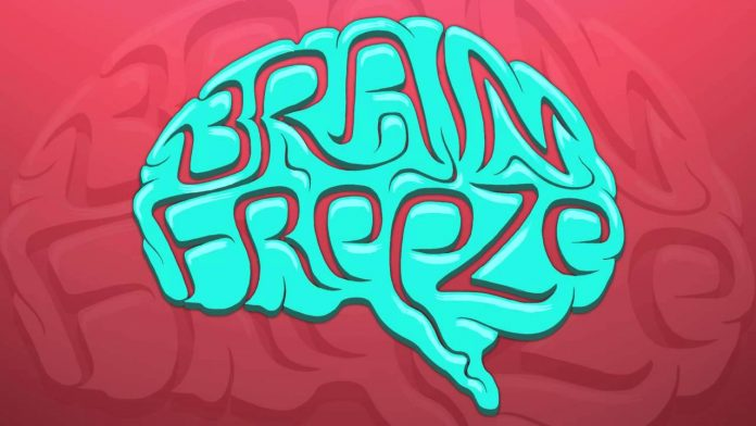 Image result for brain freeze