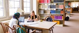 How to Benefit from College Library Resources