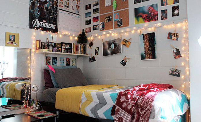 Dorm Decoration Tips for a College Student\'s Dorm Room ...