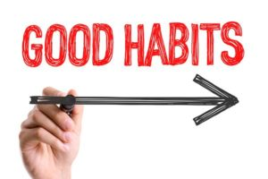 Creating Good Habits in College