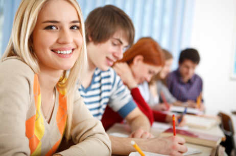 High School Students planning for college