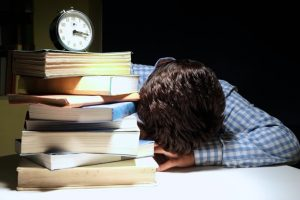 Think of methods that help De-stress and study well for NEET