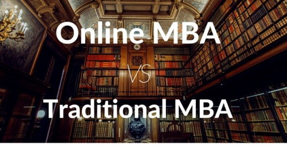 Online MBA vs. Traditional MBA