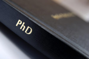 Advice On Writing A Strong PhD Dissertation In Architecture