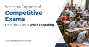 See How Toppers of Competitive Exams Find Their Focus While Preparing