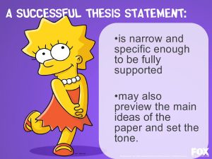 How to Write Thesis Statements for High School Papers