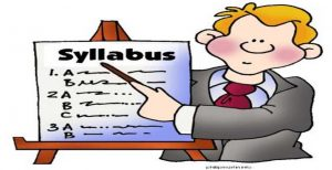 The Importance of the Course Syllabus