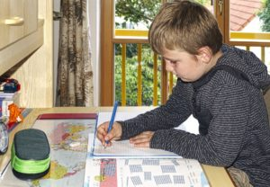 Tips for Homeschooling: Keep Your Children Active and Motivated