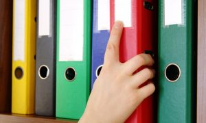 Items for Organizing Your College Applications