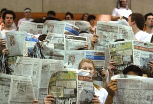 What are the Benefits of Reading Student Newspapers