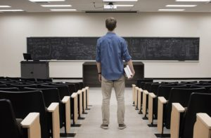 Checklist: First Day of College Class