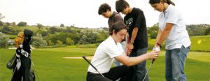 How Golf Can Land You a Job