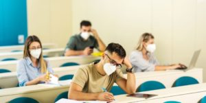 Starting College Amid The Pandemic- 5 Tips For New Students