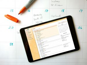 Keeping Your College Schedule Organized