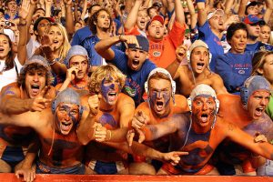 Top 10 Colleges With School Spirit