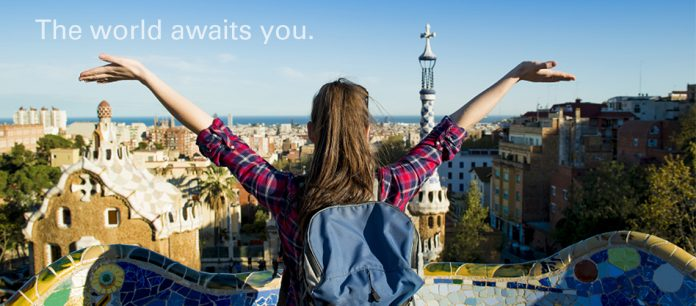 Study abroad: The world is awaits you.