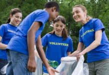 volunteer activities in summer